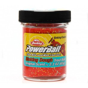 Berkley - Power Bait | Synkende | Salmon Egg Red