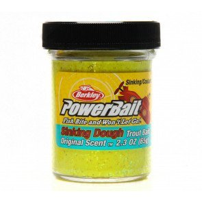 Berkley - Power Bait | Synkende | Sunshine Yellow
