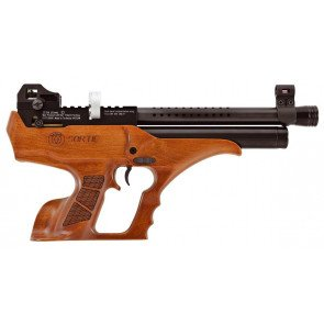 Hatsan Model Sortie Wood Pistol - Halvautomatisk kal. 5,5 mm