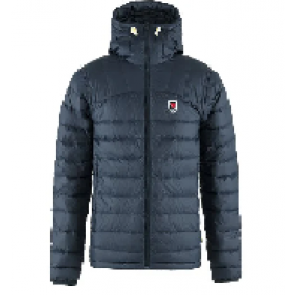 Fjällräven Expedition Pack Down Hoodie Navy