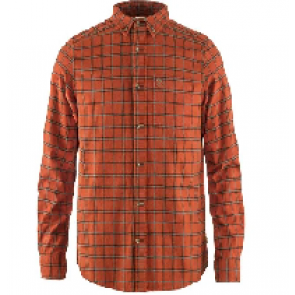 Fjällräven Övik Flannel Shirt Autumn Leaf
