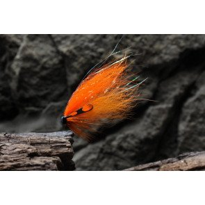 Unique Flies - UF Flom Mirror Orange