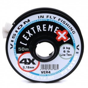 Vision Extreme+ fluorocarbon coated