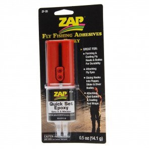Zap Quick Set Epoxy  5 minutes  (ZF-35)