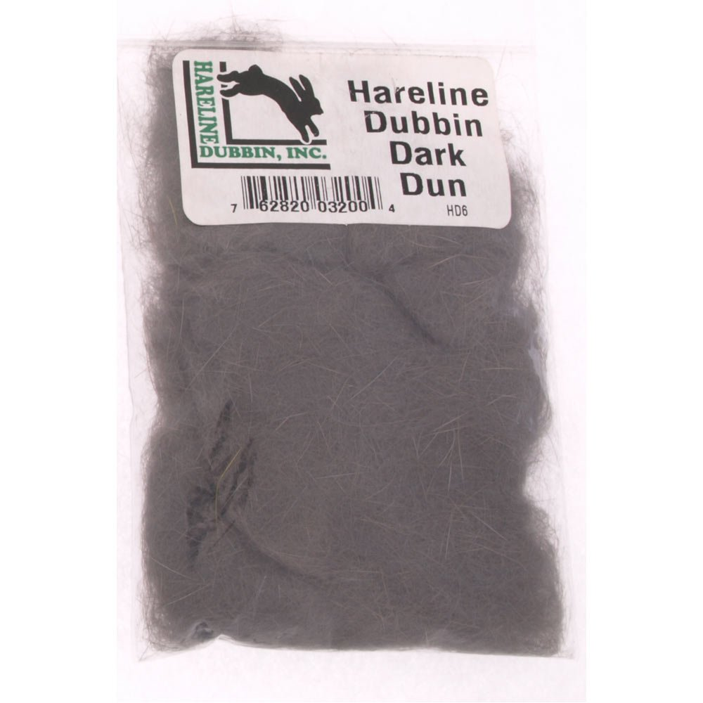 Image of   Hareline dub dark dun