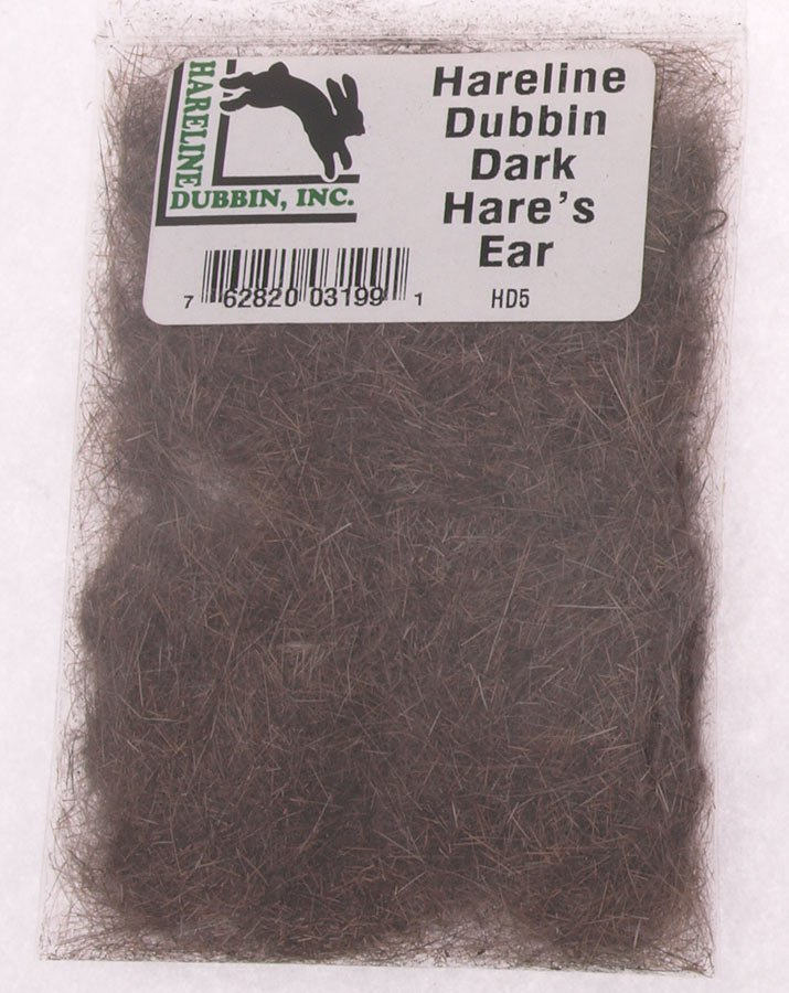 Image of   Hareline dub dark hares ear