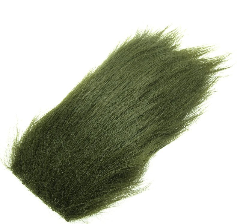 Image of   Extra select craft fur dark olive