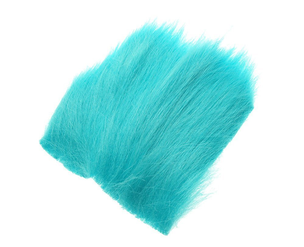 Image of   Extra select craft fur fluoro blue