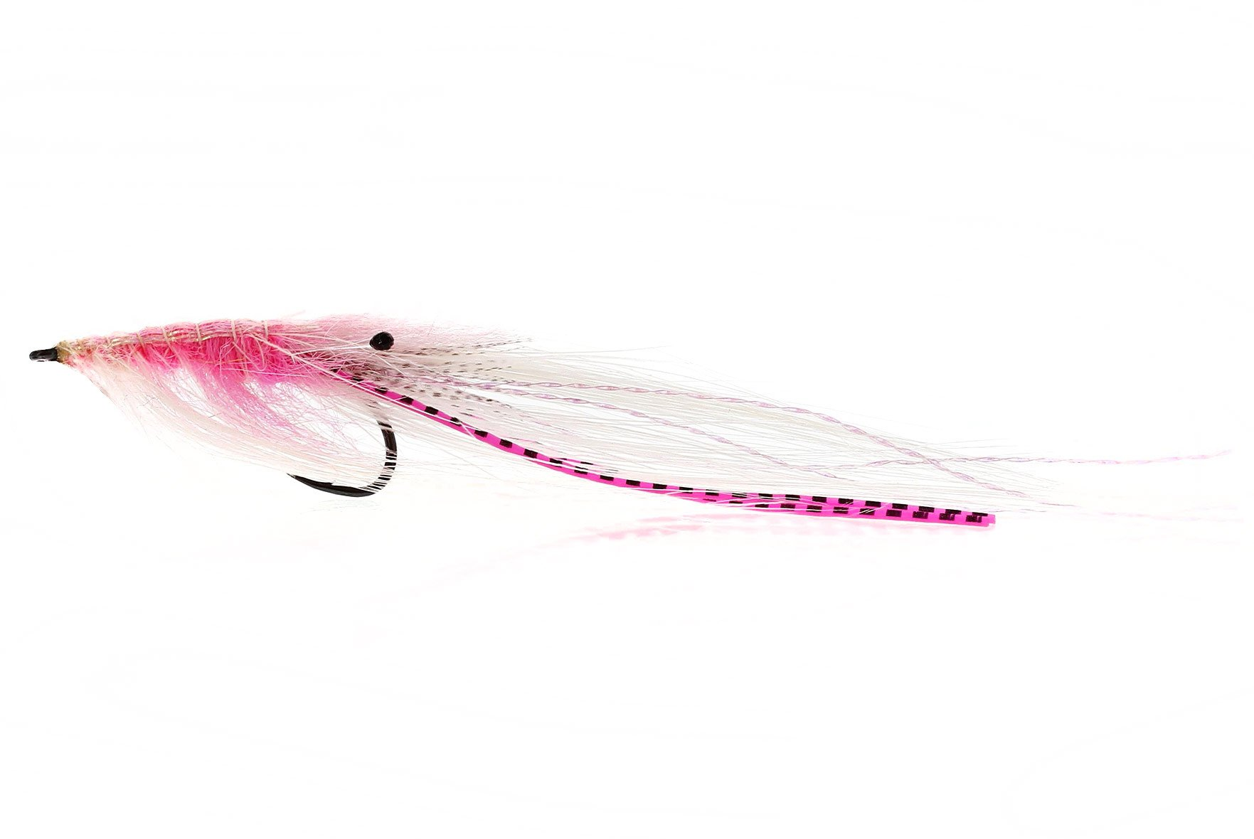Image of   Kystflue - pattegrisen pink/light pink flexi leg