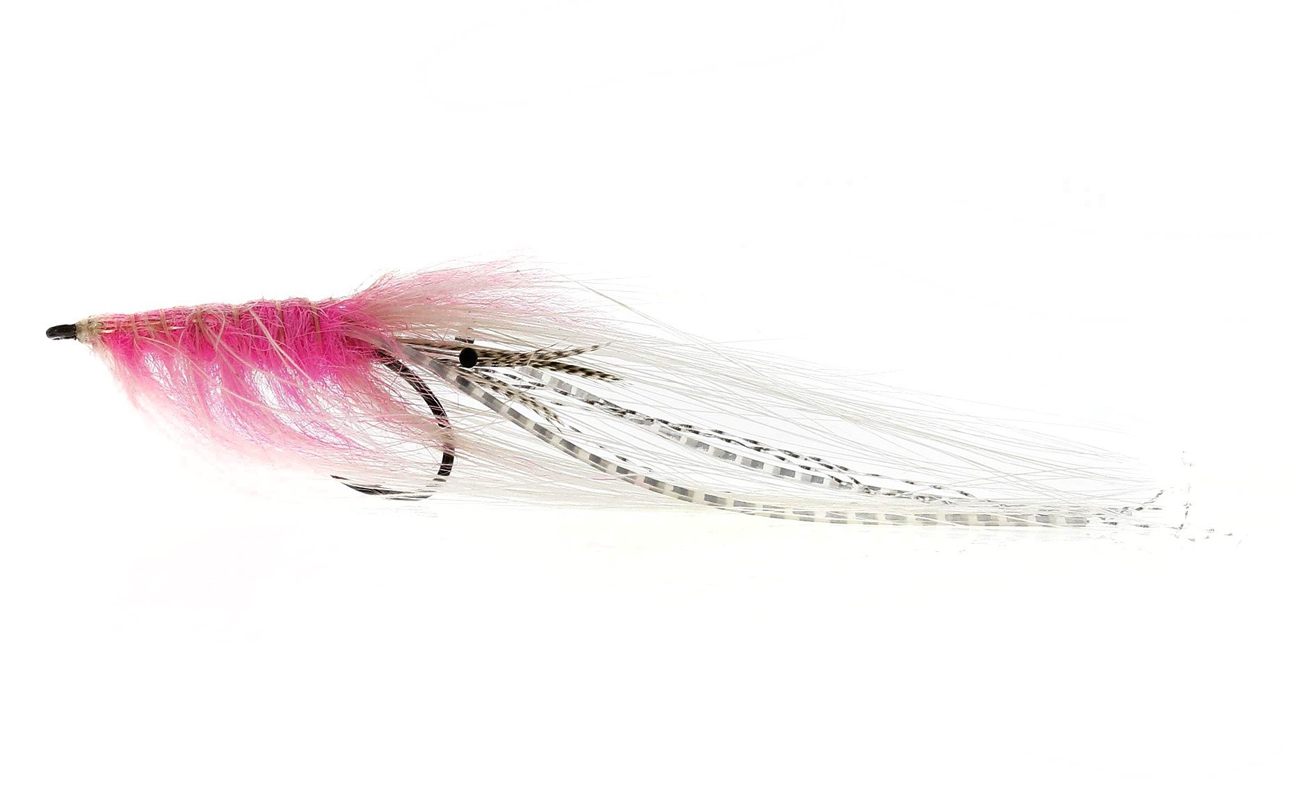Image of   Kystflue - pattegrisen white/light pink flexi leg