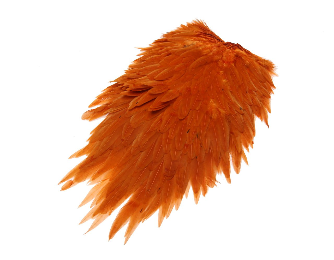 Image of   Futurefly rooster saddel burnt orange