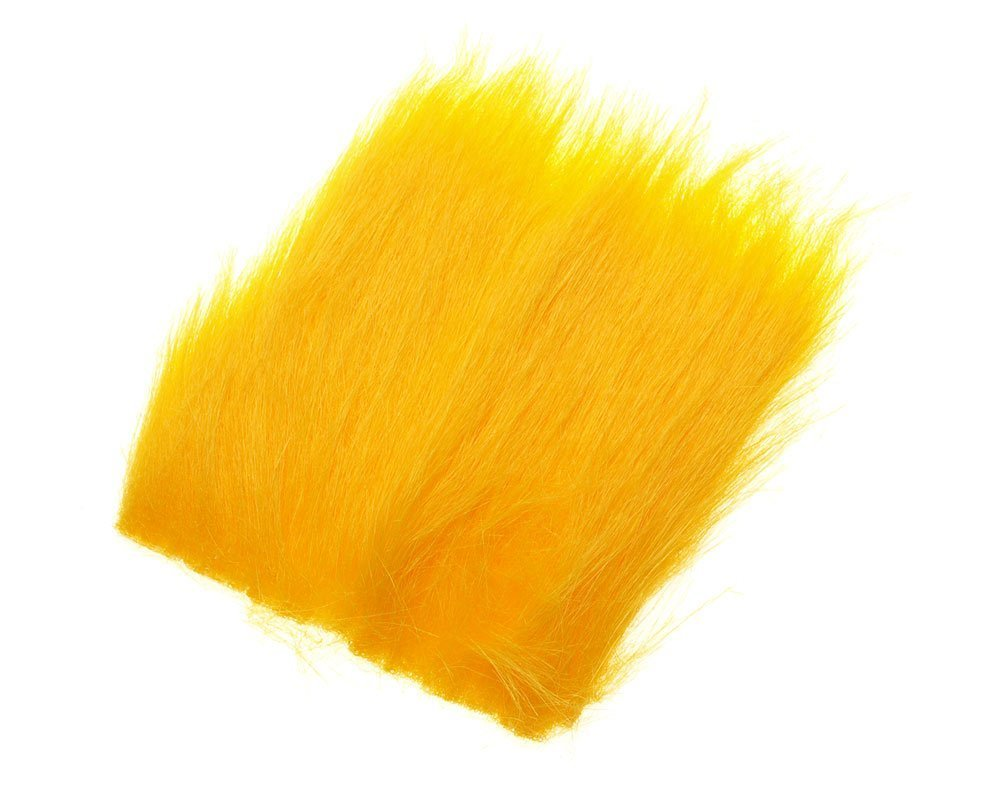 Image of   Extra select craft fur golden yellow