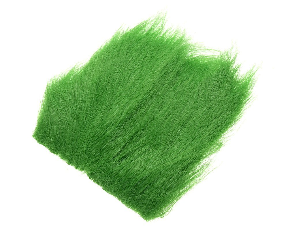 Image of   Extra select craft fur green
