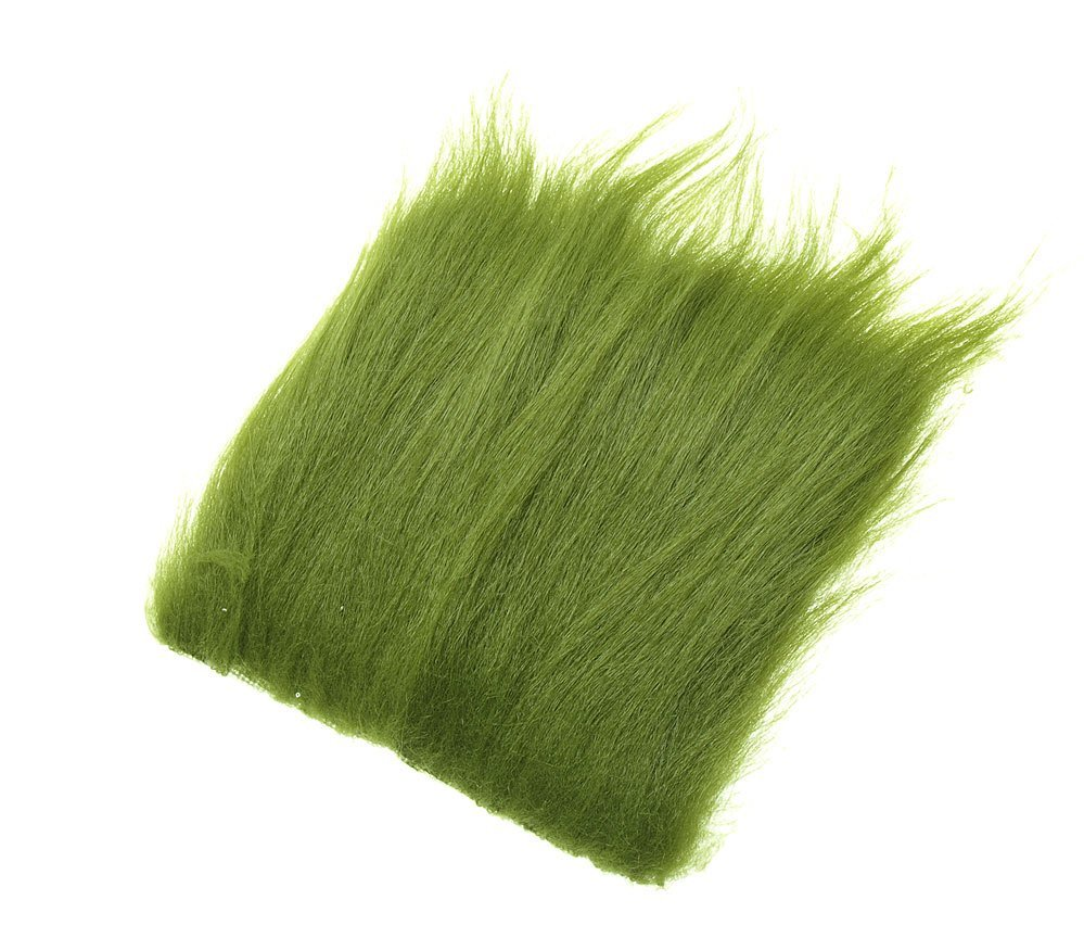 Image of   Extra select craft fur medium olive