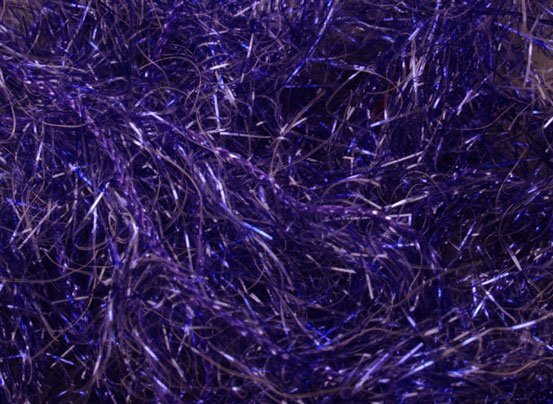 Image of   Uv polar chenille - purple