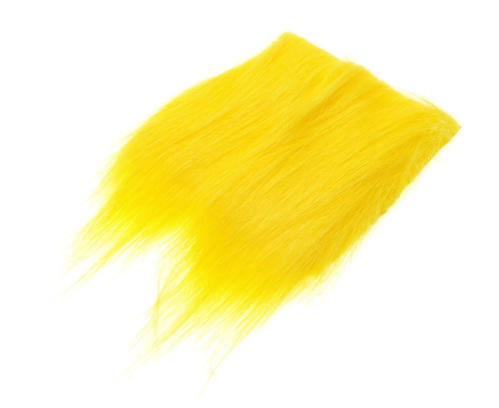 Image of   Extra select craft fur yellow