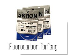 Fluorocarbon forfang