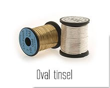 Oval Tinsel