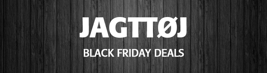 jagttøj black friday