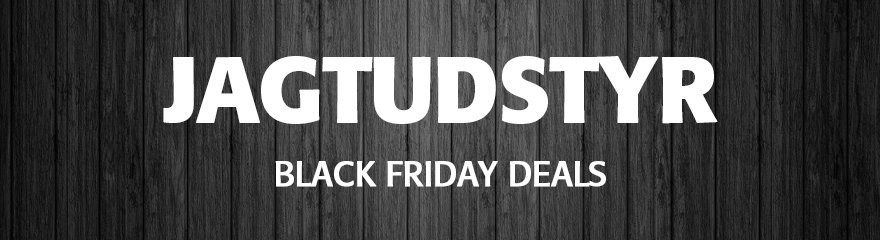 jagtudstyr black friday