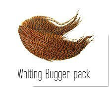 Whiting Bugger Pack