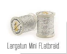 Largatun Mini Flatbraid