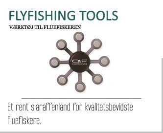 C&F Design Flyfishing tools