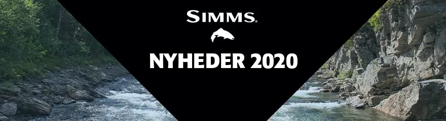 Simms nyheder 2020